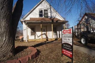 Single Family Home For Sale: 1214 14th Street
