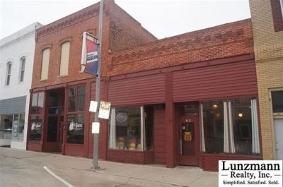 Auburn NE Commercial For Sale: $169,000