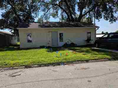 Syracuse Single Family Home For Sale: 615 3rd