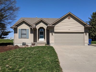 Syracuse Single Family Home For Sale: 360 Swanson Drive
