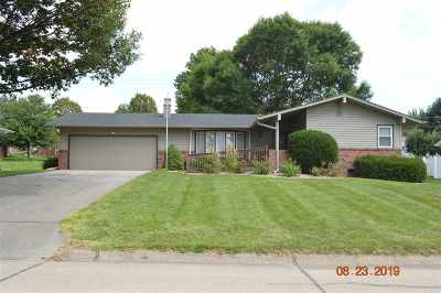 Syracuse NE Single Family Home For Sale: $197,500