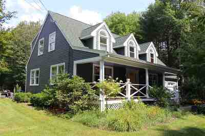 Carroll County Single Family Home For Sale: 79 Waumbeck Road