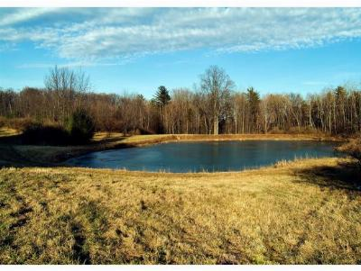 Chittenden County Residential Lots & Land For Sale: Tbd
