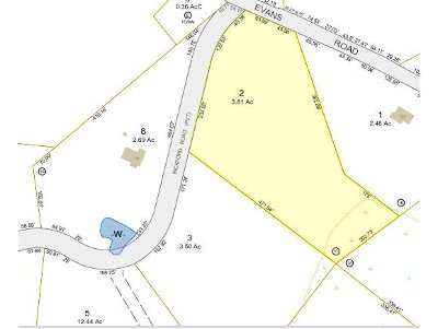 Moultonborough Residential Lots & Land For Sale: Bickford Road #2