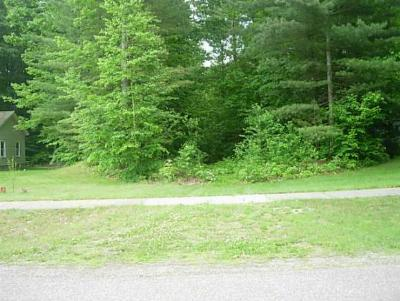 Milton Residential Lots & Land For Sale: Deer Run