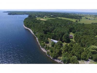 Isle La Motte Single Family Home For Sale: 368 Jordan Point Rd