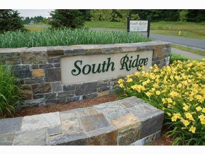 Middlebury Residential Lots & Land For Sale: 92 South Ridge Drive #3