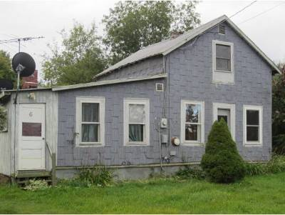 South Hero Single Family Home For Sale: 6 Town Line Road