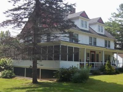 Hebron Rental For Rent: 192 North Shore Road