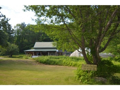 Holderness Single Family Home Active Under Contract: 253 Nh Route 113