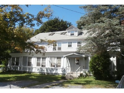 Multi Family Home Sold: 24 Mountain View Street