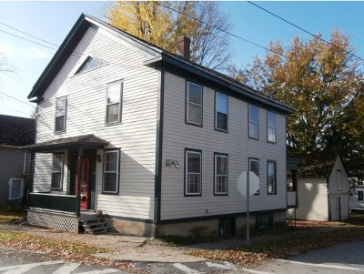 Single Family Home Sold: 20 South Maple Street