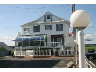 Hampton Single Family Home Active Under Contract: 435 Ocean Boulevard