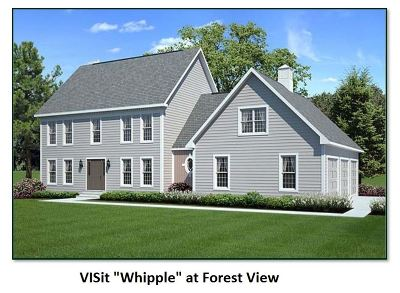 New Boston Single Family Home Active Under Contract: Lot 50 Lorden Rd Forest View