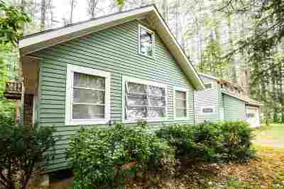 Rumney Single Family Home For Sale: 70 Glory Avenue