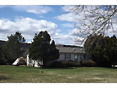Clarendon Single Family Home For Sale: 2673 Walker Mountain Road
