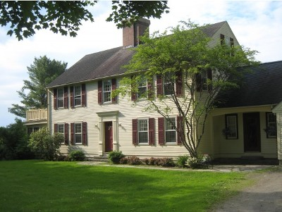 Norwich VT Single Family Home Closed: $585,000