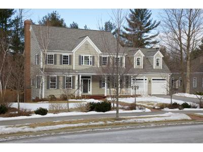 Shelburne VT Single Family Home Closed: $695,000