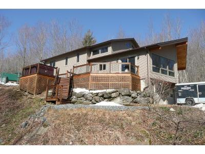 Single Family Home Sold: 525 Green Mountain Road