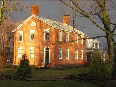 Weybridge Single Family Home For Sale: 1816 Morgan Horse Farm Rd