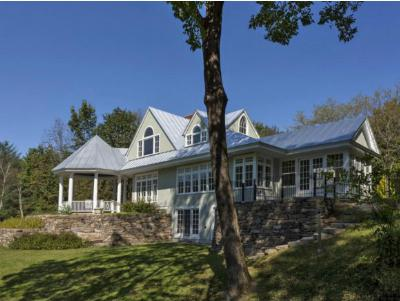 Lyme NH Single Family Home Closed: $1,525,000