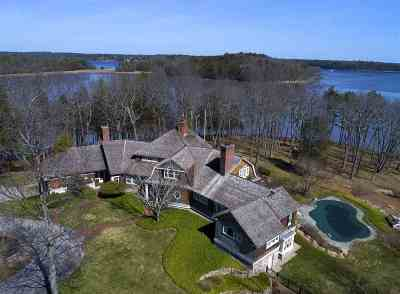 Durham Single Family Home For Sale: 395 Bay Road