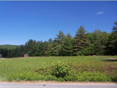 New Hampton Residential Lots & Land For Sale: Lot 3 Dana Hill Road