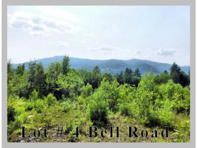 Plymouth Residential Lots & Land For Sale: Lot #4 Bell Road