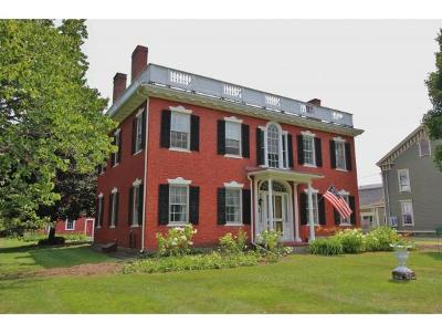 Caledonia County Single Family Home For Sale: 1520 Main Street
