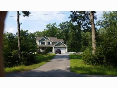 Manchester Single Family Home For Sale: 777.5 Island Pond Rd.