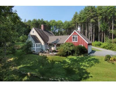 Hartland Single Family Home For Sale: 30 Amsden Farm Lane