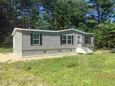 Hopkinton Mobile/Manufactured For Sale: 19 Meadows Drive