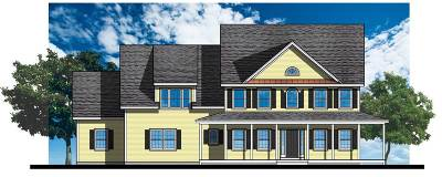 Concord Single Family Home For Sale: 105 W Parish Road