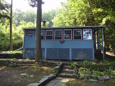 Poultney Single Family Home For Sale: 2746 West Lake Road