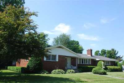 St. Albans City Single Family Home For Sale: 132 Congress St.