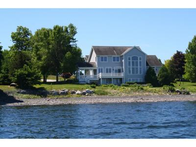 Grand Isle Single Family Home Active Under Contract: 21 Point Farm West Road