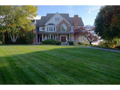 Amherst Single Family Home Active Under Contract: 1 Fellows Farm Rd