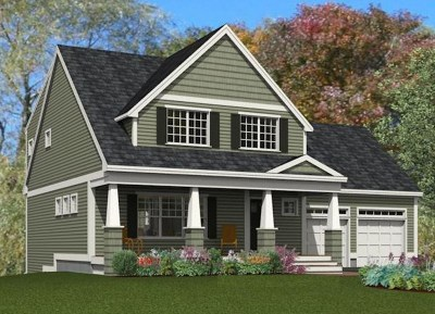 Pelham Single Family Home Active Under Contract: Lot 38 Garland Woods
