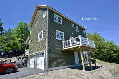 Waterbury Single Family Home For Sale: Lot 19 Carrie Lane/Waterbury Commons Lane