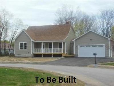 Ashland Single Family Home For Sale: Hicks Hill Road