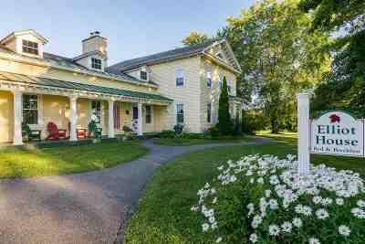 Shelburne Single Family Home For Sale: 5779 Dorset Street