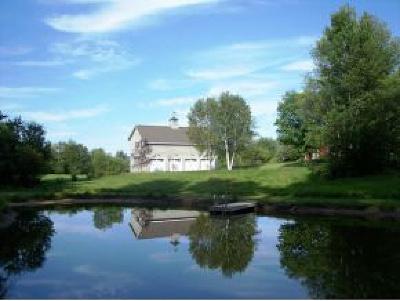 Littleton Single Family Home For Sale: 345 Williams Road