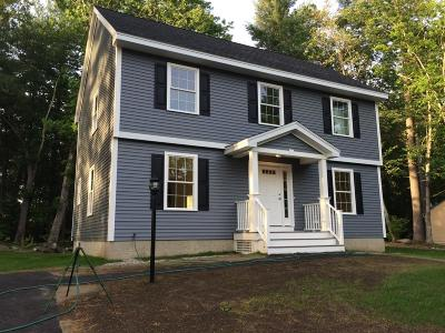 Windham Single Family Home For Sale: 12 Ministerial Road