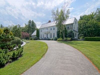 Rye Single Family Home For Sale: 45 Fairway Drive