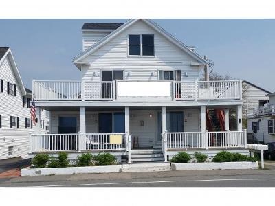 Hampton Multi Family Home For Sale: 487 Ocean Blvd