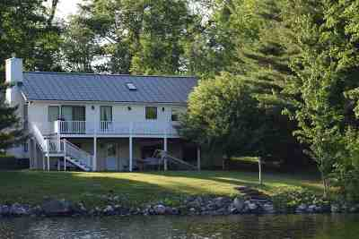 Poultney Single Family Home For Sale: 649 Cones Point Road
