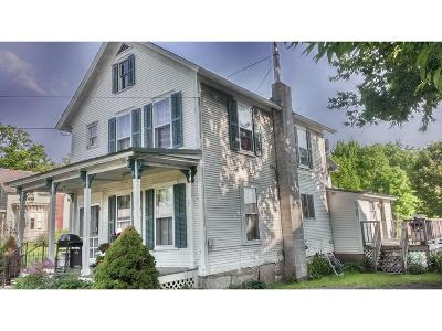 Orwell Single Family Home Active Under Contract: 527 Main Street