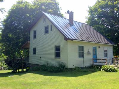 Newbury Single Family Home For Sale: 2089 Snake Road
