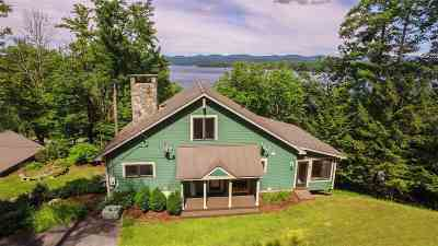 Castleton Single Family Home For Sale: 1749 Creek Road