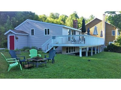 Poultney Single Family Home For Sale: 284 Stonehenge Road